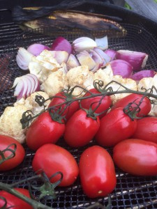 grilladegrönsaker
