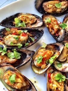 grillade-musslor